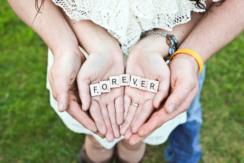 Living Forever - Photo by Gabby Orcutt on Unsplash