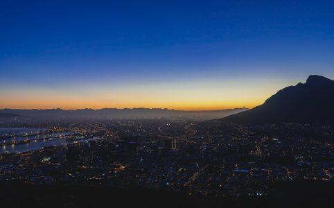 Morning Sky and Morning Rambling blog post